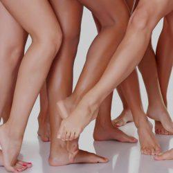 beYOUtifi Tan Legs