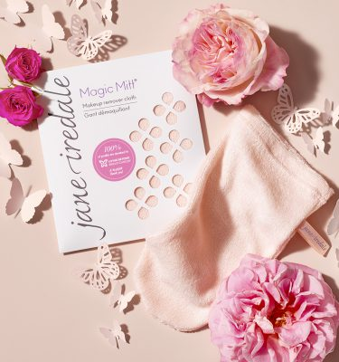 Jane Iredale Magic Mitt Makeup Remover @ BeYOUtifi