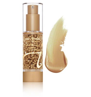 Jane Iredale Liquid Minerals Foundation @ beyoutifi