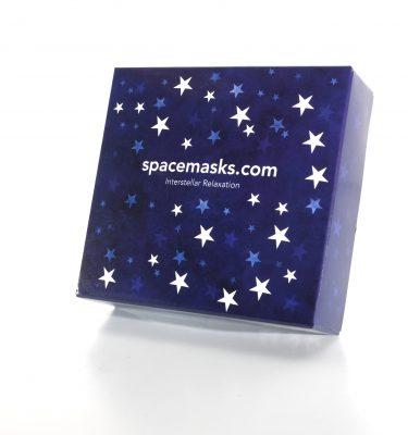 SPACEMASKS GENTLE HEATING MASKS