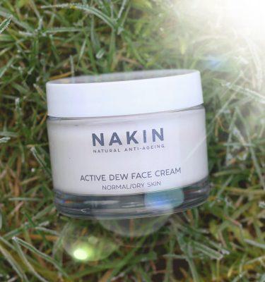 NAKIN Anti-Ageing Active Dew Face Cream @ beYOUtifi 2