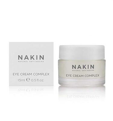 NAKIN Anti-Ageing Eye Cream Complex @ beYOUtifi 1