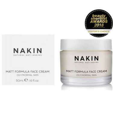 Nakin Matt Formula Face Cream @ beyoutifi 1