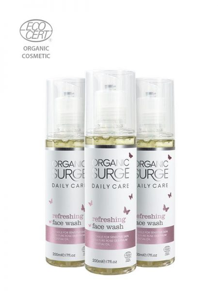 Organic Surge Refreshing Face Wash @ beyoutifi 4