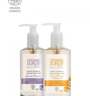 Organic Surge Tropical Orange & Bergamot Hand & Body Wash @ beYOUtifi 3