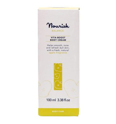 Nourish-London-Balance-Vita-Boost-Body-Cream-@ beYOUtifi 1