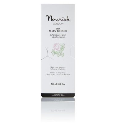 Nourish London Skin Renew Cleanser @ beyoutifi 2