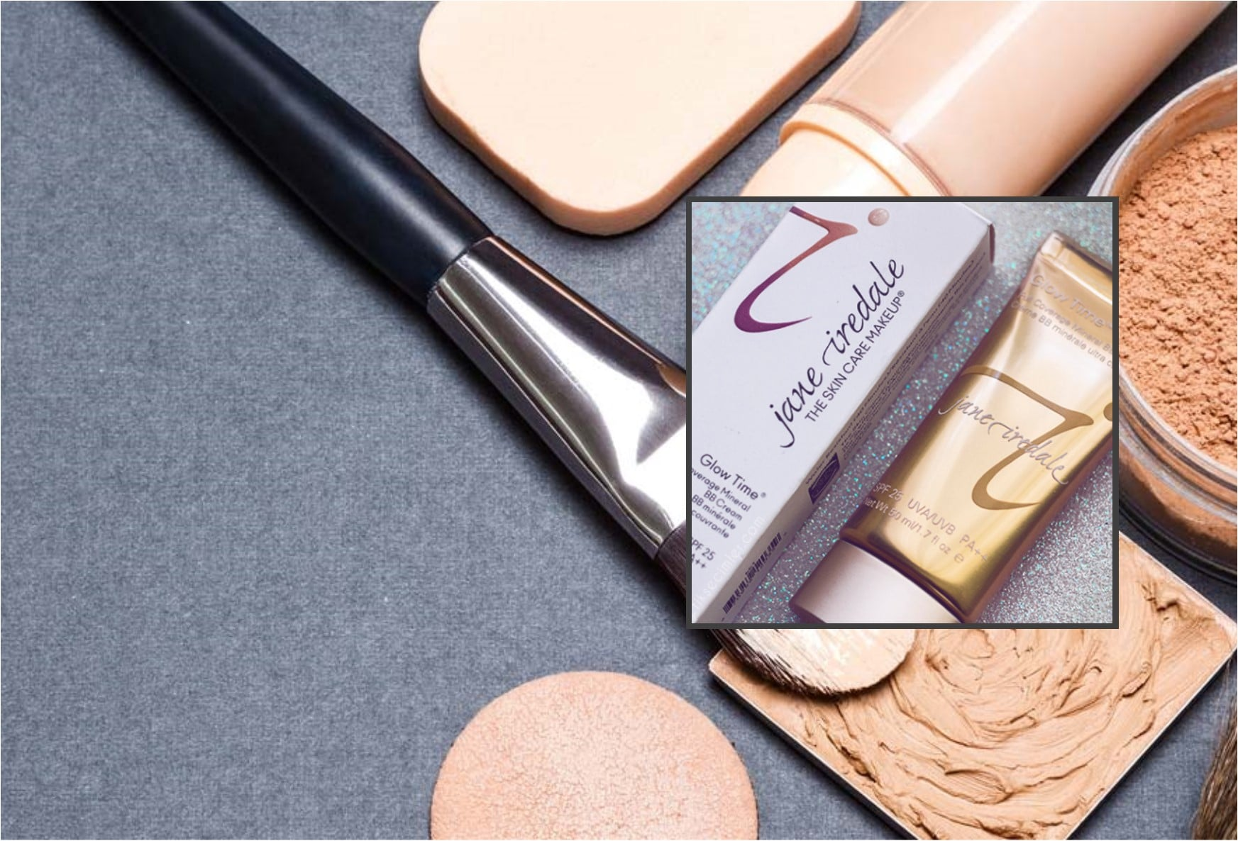 Jane Iredale BB Cream @ beYOUtifi 1