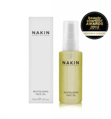 Nakin Anti Ageing Revitalising Face Oil @ beYOutifi 2