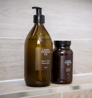 Laura Thomas Citrus + Herb Shower Wash @ beYOUtifi