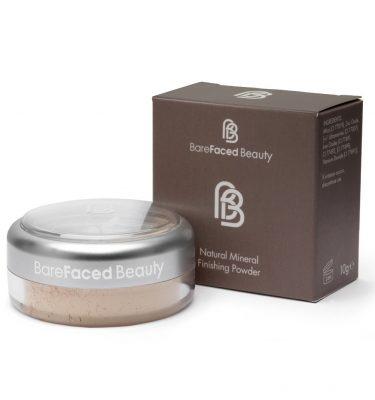 Barefaced Beauty Finishing Powder @ beyoutifi