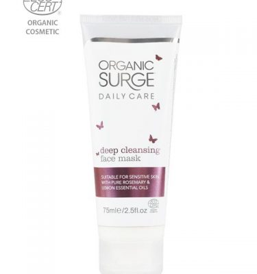 Organic Surge Deep Cleansing Face Mask @ beyoutifi