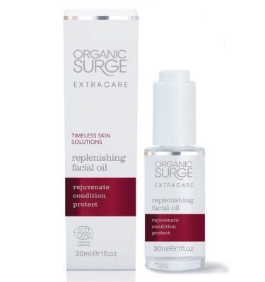organic-surge-replenishing-facial-oil @ beYOUtifi