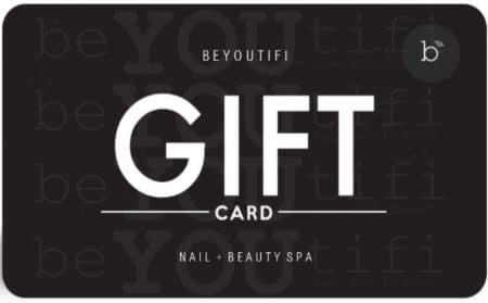 Gift Card @beyoutifi 3