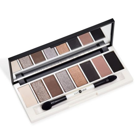 Lily Lolo Eye Palette Pedal to the Metal @ beyoutifi