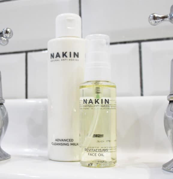 Nakin Cleansing Milk @ beyoutifi 1