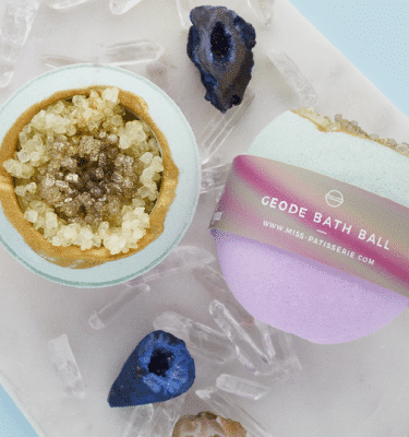 Geode Bath Ball @ beYOUtifi 2
