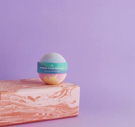 Miss Patisserie Rainbow River Bath Ball @ beYOutifi 2