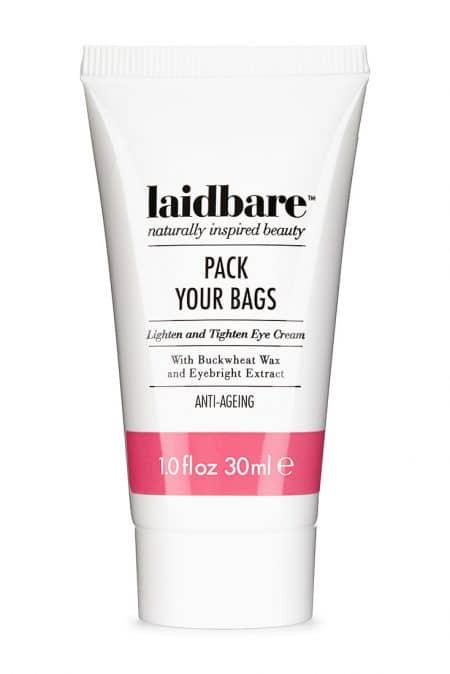 Laidbare Pack your bags eye cream @ beyoutifi 2