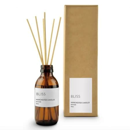 Frangipani & Coconut Reed Diffuser Luxury Reed Diffuser 1