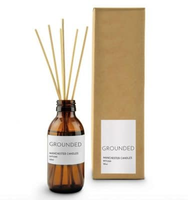 Frankincense & Myrrh Reed Diffuser - Grounded