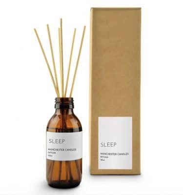 Lavender & Chamomile Luxury Reed Diffuser - Sleep