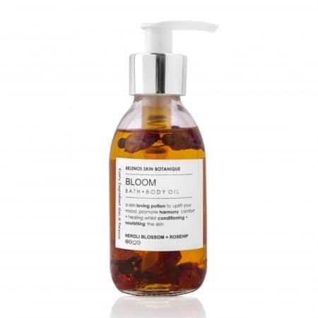 Belenos Skin Botanique Bloom Bath + Body Oil @ beyoutifi 2