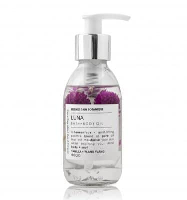 Belenos Skin Botanique Luna Bath and Body Oil @ beyoutifi 1