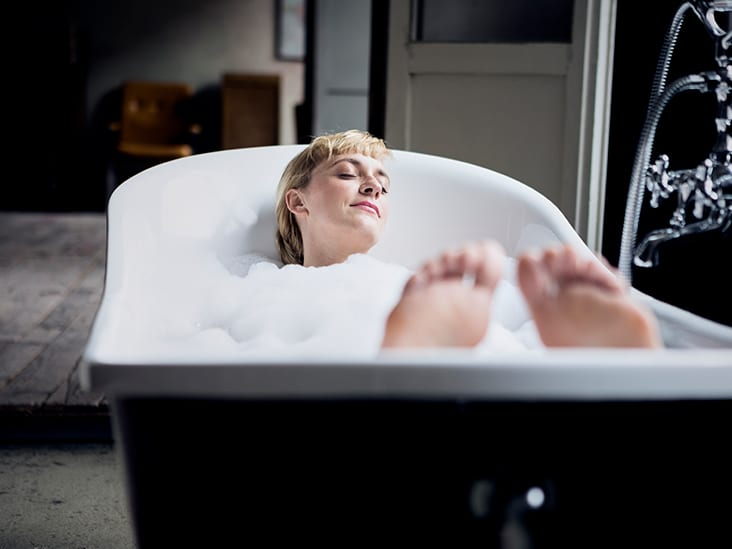 Are Baths Good For Your Health ?