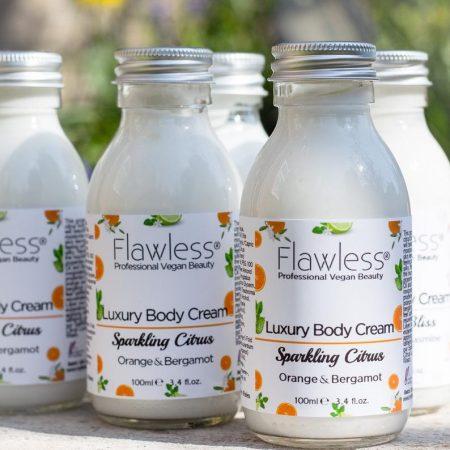 Flawless Luxury Body Cream - Sparkling Citrus @ beyoutifi 4