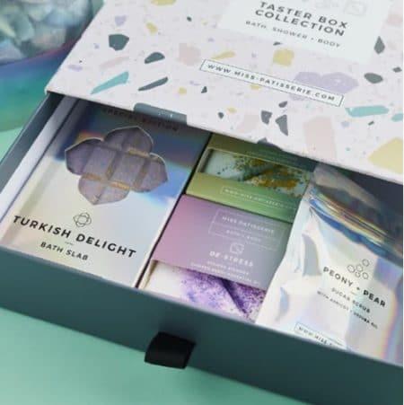 Miss Patisserie Taster Box Gift Set @ beyoutifi 1