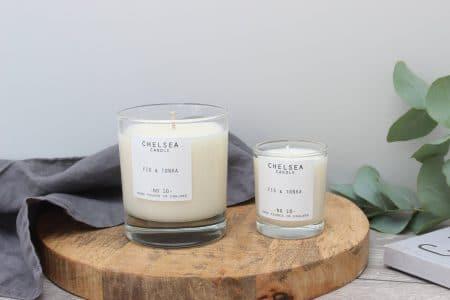 Mini Organic Soy Wax Candles@ beyoutifi 1