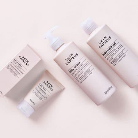 Sapiens Baby Skincare Set @ beyoutifi 1